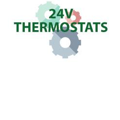 24v Thermostats